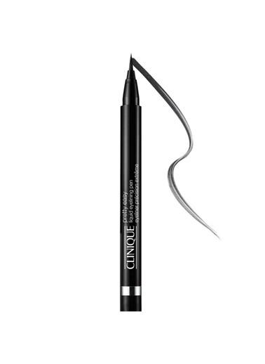 Clinique Pretty Easy Lıkıt Eye Lıner Black - 01 Göz Kalemi Renksiz